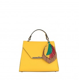 Yellow Upupa Handbag