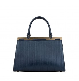 Blue Cara Handbag
