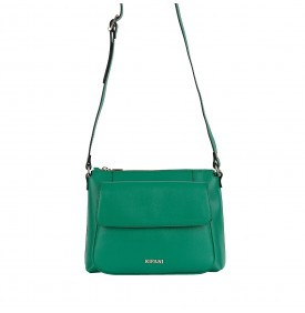 Green Folega Shoulder Bag