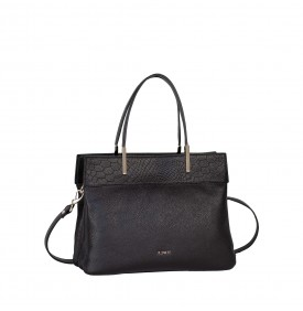 Vanilla black handbag