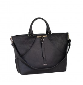 Ferula black handbag