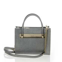 Mini Lipari Silver Bag