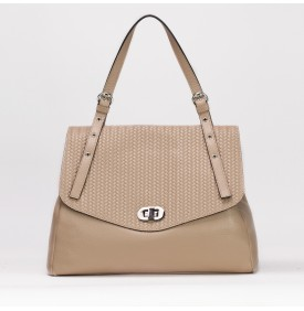 VENUS shoulder bag Beige