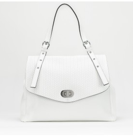 VENUS shoulder bag White