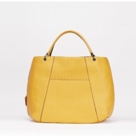 LOOLA shopping bag Yellow
