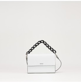 GUENDA mini-bag Bianco