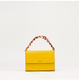 GUENDA mini-bag Yellow