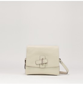 PAPILLON shoulder bag Ecru