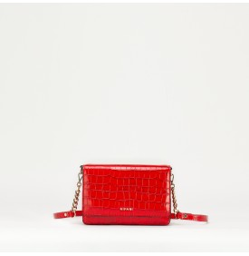 VERBENA mini-bag Red