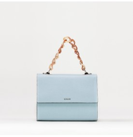 GUENDA mini-bag Celeste