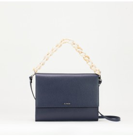 GUENDA mini-bag Blu
