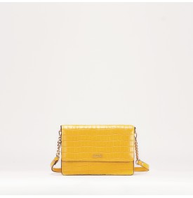 VERBENA mini-bag Yellow