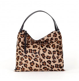 RONDINE shoulder bag Leopard