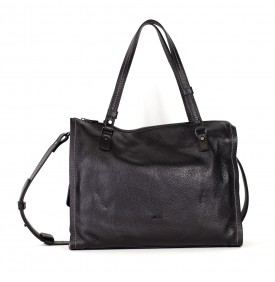 IDRA shopping bag Black