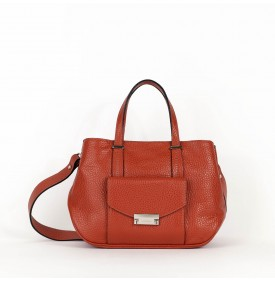 POLARIS handbag bag Rust