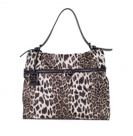 EDEN shoulder bag Leopard