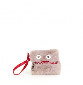 RIPPY small pouch Gray
