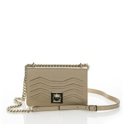 Mini bag Elba Platino
