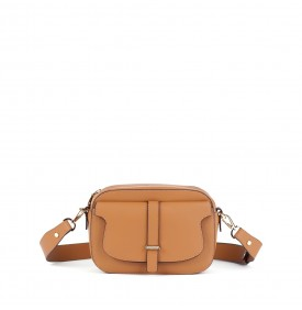 SIGNORIA cross body bag cuoio