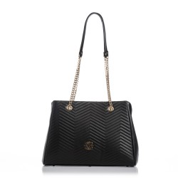 Shopping Bag Mirto Nero