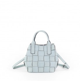 VEGA handbag Light Blue