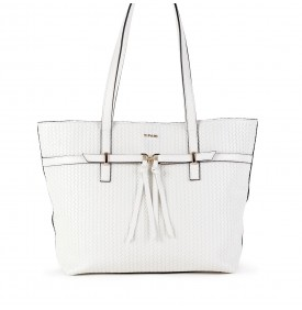 DUOMO shopping bag White
