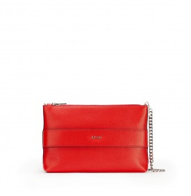 GUENDA clutch Red
