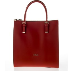 Red Business Handbag
