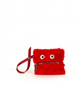 RIPPY small pouch Red
