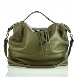 Shoulder bag Dracena olive...