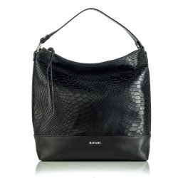 Shoulder bag Dracena black