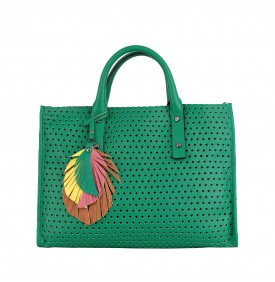 Green Sula Handbag