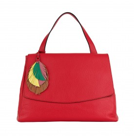Red Sula Handbag