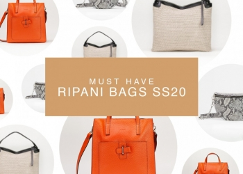 MUST HAVE RIPANI BAGS – SS20